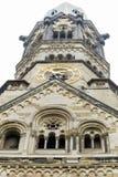 Kaiser-Kirche in Berlin Lizenzfreie Stockfotografie