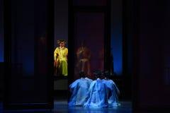 Kaiser macht-in die Palast-modernen Drama Kaiserinnen im Palast Stockfoto