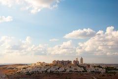 Kaiser Modiin en Israël image stock