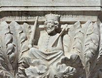Kaiser oder König Stockfotos