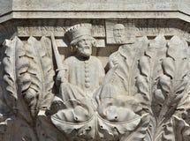 Kaiser oder König Lizenzfreie Stockbilder