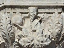 Kaiser oder König Stockbild
