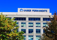 Kaiser Permanente Stock Image