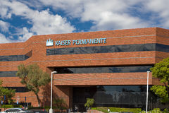 Kaiser Permanente Medical Care Building Royalty Free Stock Image