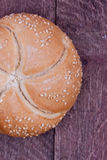 Kaiser roll bread Stock Photography
