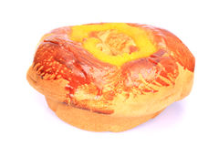Kaiser roll  Round bread Stock Photography