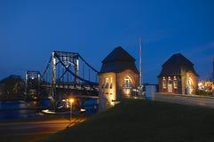 Kaiser-Wilhelm-мост Стоковые Фото