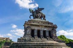 Kaiser-Wilhelm-Denkmal - Deutsches Eck Royalty Free Stock Photo