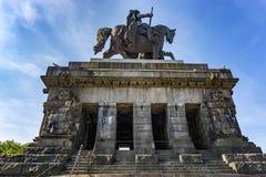 Kaiser-Wilhelm-Denkmal - Deutsches Eck Royalty Free Stock Image