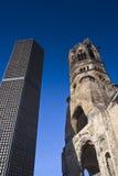Kaiser-Wilhelm-Gedächtnis-Kirche, Berlin Stock Image