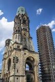 Kaiser-Wilhelm-Kirche in Berlin, Germany Royalty Free Stock Photos