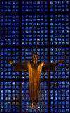 Kaiser Wilhelm Memorial altare Royaltyfri Foto