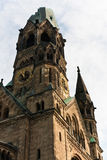 Kaiser Wilhelm Memorial Church, Royalty Free Stock Photography