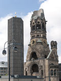 Kaiser Wilhelm Memorial Church Stock Image