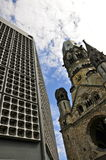 Kaiser Wilhelm Memorial Church, Berlin Royalty Free Stock Photos