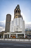 Kaiser Wilhelm Memorial Church, Berlin, Germany Royalty Free Stock Image