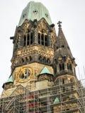 Kaiser Wilhelm Memorial Church Stock Image