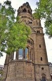 Kaiser Wilhelm Memorial Church, Berlin Germany Royalty Free Stock Photo