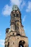 Kaiser Wilhelm Memorial Church Stock Photography