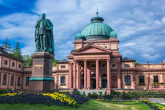 Kaiser Wilhelm ` s Bad w Złym Homburg Obrazy Royalty Free
