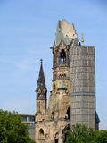 Kaiser William Denkmal-Kirche Stockfoto
