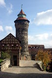 Kaiserburg Royalty Free Stock Photography