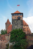 Kaiserburg Stock Photo