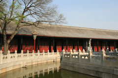 Kaisercollege - Peking - China (7) Lizenzfreie Stockbilder
