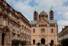 Kaiserdom Speyer Royalty Free Stock Photos