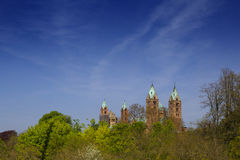 Kaiserdom Speyer Fotografie Stock Libere da Diritti