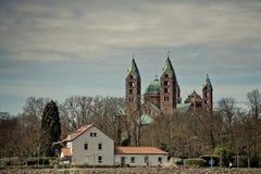 Kaiserdom Speyer Foto de archivo libre de regalías