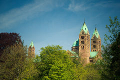 Kaiserdom Speyer Royalty Free Stock Photography