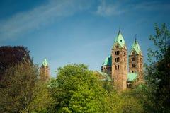 Kaiserdom Speyer Royalty Free Stock Photography
