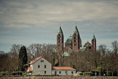 Kaiserdom Speyer Royalty Free Stock Photo