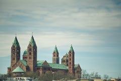 Kaiserdom Speyer Stock Photos