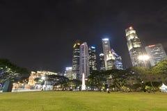 Kaiserin-Rasen, Singapur stockbilder