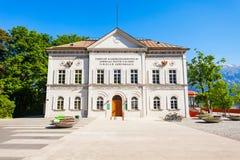 Kaiserjager Museum Kaiserjagermuseum, Innsbruck. The Kaiserjager Museum or Kaiserjagermuseum is a museum of the Tyrolean Imperial Infantry in Innsbruck, Austria Stock Photos