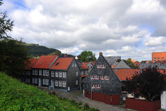 Kaiserpalast in goslar Lizenzfreie Stockbilder