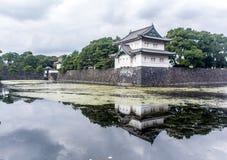 Kaiserpalast von Japan Stockbild