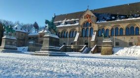 Kaiserpfalz Goslar Fotografia Stock