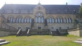 Kaiserpfalz Goslar Harz kasztel Obraz Stock