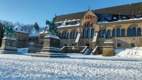 Kaiserpfalz Goslar Stock Photography