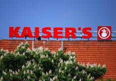 kaisers Стоковая Фотография