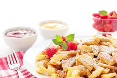 Kaiserschmarrn Photo stock