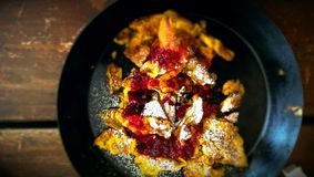 Kaiserschmarrn Stock Photography