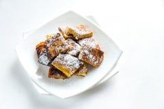 Kaiserschmarrn - pancake austriaci popolari Immagine Stock Libera da Diritti
