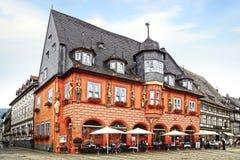 """""""Kaiserworth"""" in Goslar. Immagini Stock"""