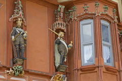 Kaiserworth в Goslar Стоковое фото RF