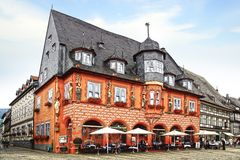 Kaiserworth in Goslar. Stock Images