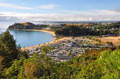 Kaiteriteri in The Morning, New Zealand Royalty Free Stock Photo